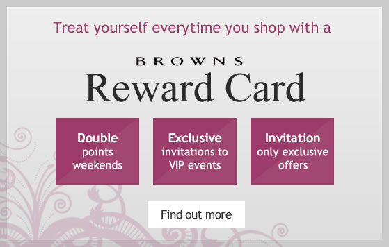 Sign Up To Our Reward Card